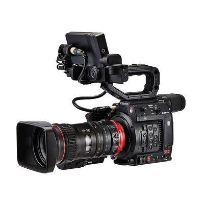 Für weitere Info hier klicken. Artikel: Canon EOS Cinema C200 + CN-E 18-80 mm T4.4 L IS KAS S Lens Kit Prof. Camcorder