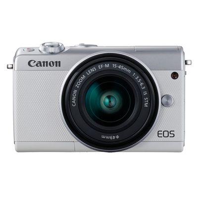 Für weitere Info hier klicken. Artikel: Canon EOS M100 EF-M 15-45 IS STM weiß