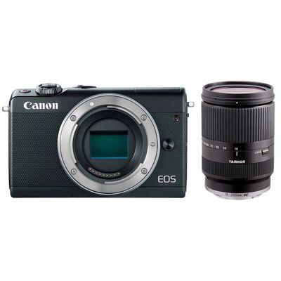 Für weitere Info hier klicken. Artikel: Canon EOS M100,Tamron AF 3,5-6,3/18-200 Di III VC schwarz