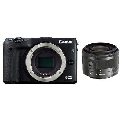 Für weitere Info hier klicken. Artikel: Canon EOS M3 EF-M 15-45 IS STM