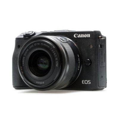 Für weitere Info hier klicken. Artikel: Canon EOS M3 mit EF-M 15-45mm STM IS -G-