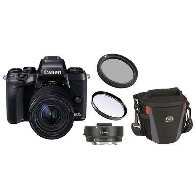 Für weitere Info hier klicken. Artikel: Canon EOS M5,EF-M 1:3,5-6,3/18-150 IS STM Kit