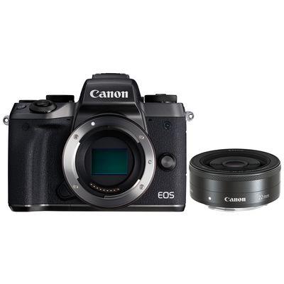 Für weitere Info hier klicken. Artikel: Canon EOS M5 + EF-M 2,0/22 STM Canon EF-M