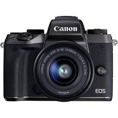 Für weitere Info hier klicken. Artikel: Canon EOS M5+EF-M 3,5-6,3/15-45 mm IS STM Kit