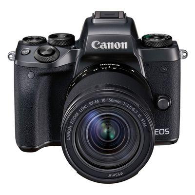 Für weitere Info hier klicken. Artikel: Canon EOS M5 Kit inkl. 3,5-6,3/18-150 mm IS STM schwarz