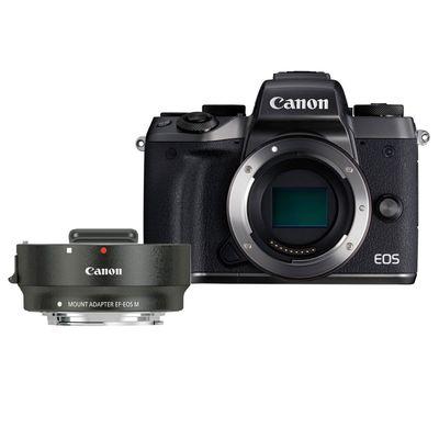 Für weitere Info hier klicken. Artikel: Canon EOS M5 + Mount Adapter EF-EOS M