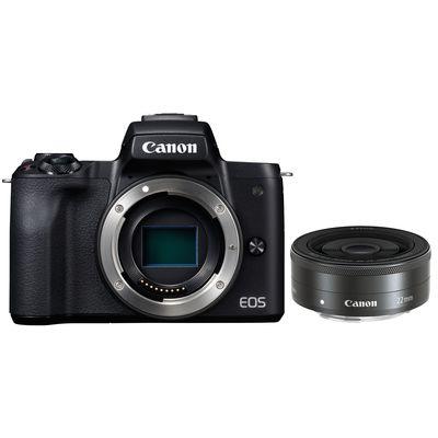 Für weitere Info hier klicken. Artikel: Canon EOS M50 + EF-M 2,0/22 STM Canon EF-M
