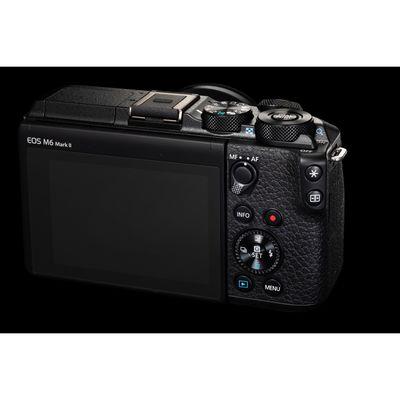 Für weitere Info hier klicken. Artikel: Canon EOS M6 Mark II Gehäuse