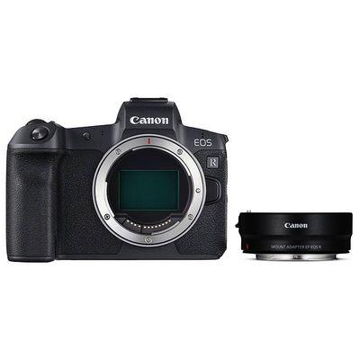 Für weitere Info hier klicken. Artikel: Canon EOS R + Adapter EF-EOS R Canon RF