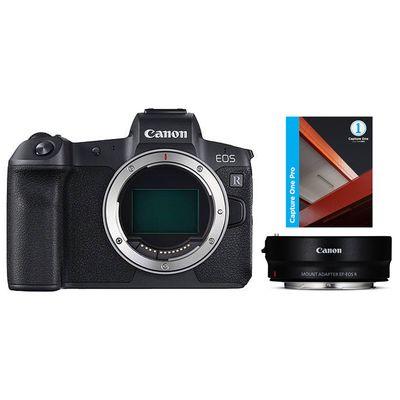 Für weitere Info hier klicken. Artikel: Canon EOS R , Adapter EF-EOS R + Capture One Pro 12