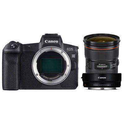 Für weitere Info hier klicken. Artikel: Canon EOS R + EF 24-70mm f/2,8 L II USM + Adapter EF-EOS R