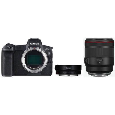 Für weitere Info hier klicken. Artikel: Canon EOS R + RF 50mm f/1,2 L USM + Adapter EF-EOS R