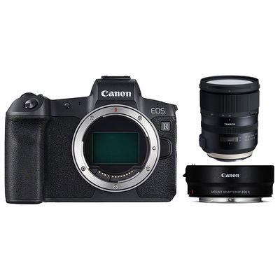 Für weitere Info hier klicken. Artikel: Canon EOS R + Tamron SP 24-70mm f/2,8 Di VC USD G2 + Adapter EF-EOS R