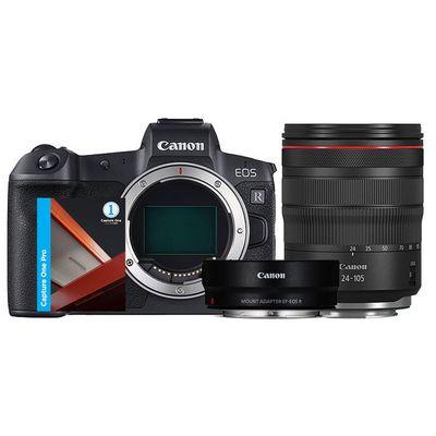 Für weitere Info hier klicken. Artikel: Canon EOS R, RF 24-105, Adapter EF-EOS R + Capture One Pro 12