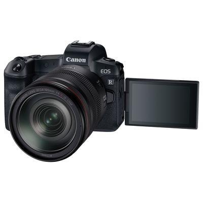 Für weitere Info hier klicken. Artikel: Canon EOS R, RF 24-105mm f/4 L IS USM + Adapter EF-EOS R Canon RF