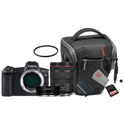 Für weitere Info hier klicken. Artikel: Canon EOS R + RF 24-105mm - Travel Kit
