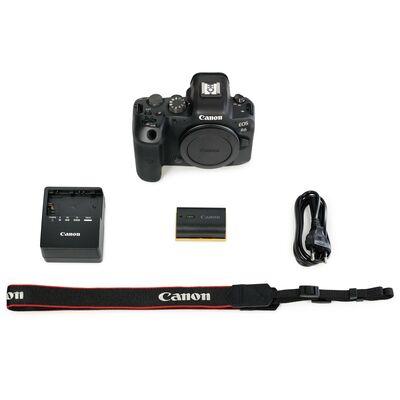 Für weitere Info hier klicken. Artikel: Canon EOS R6 Gehäuse