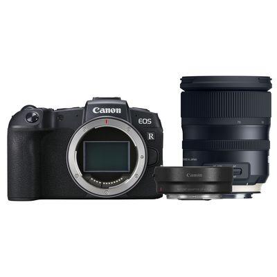 Für weitere Info hier klicken. Artikel: Canon EOS RP + Adapter EF-EOS R + Tamron SP 24-70mm f/2,8 Di VC USD G2