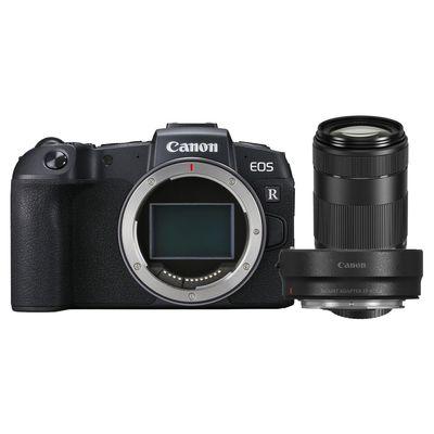 Für weitere Info hier klicken. Artikel: Canon EOS RP + EF 70-300mm f/4-5,6 IS II USM + Adapter EF-EOS R Canon RF