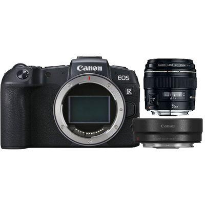 Für weitere Info hier klicken. Artikel: Canon EOS RP + EF 85mm f/1,8 USM + Adapter EF-EOS R