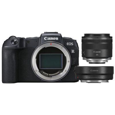 Für weitere Info hier klicken. Artikel: Canon EOS RP + RF 35mm f/1,8 Makro IS STM + Adapter EF-EOS R