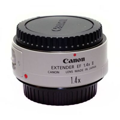 Für weitere Info hier klicken. Artikel: Canon Extender EF 1,4X II -G-