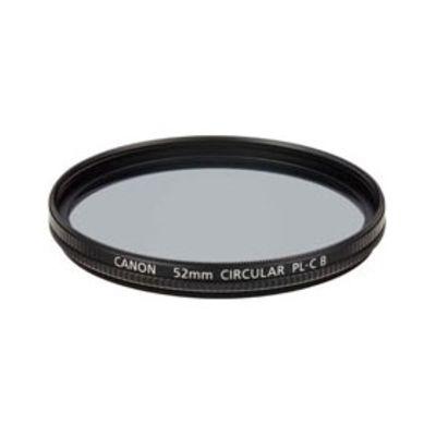 Für weitere Info hier klicken. Artikel: Canon Filter PL-C B E 52