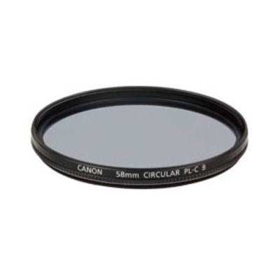 Für weitere Info hier klicken. Artikel: Canon Filter PL-C B E 58