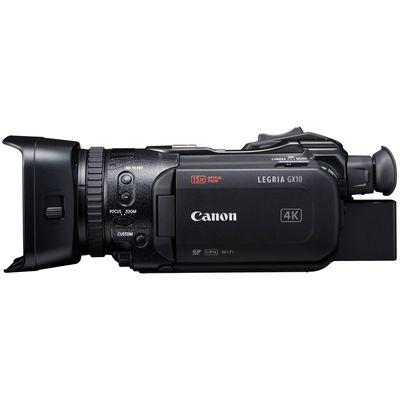Für weitere Info hier klicken. Artikel: Canon Legria GX10, Professioneller Camcorder