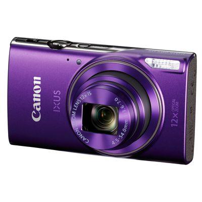 Für weitere Info hier klicken. Artikel: Canon Ixus 285 HS Essential Kit purple
