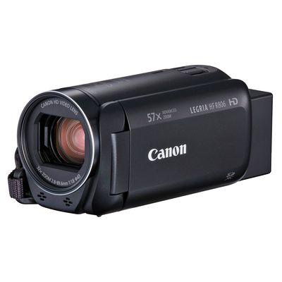 Für weitere Info hier klicken. Artikel: Canon LEGRIA HF-R806 Full-HD Camcorder schwarz
