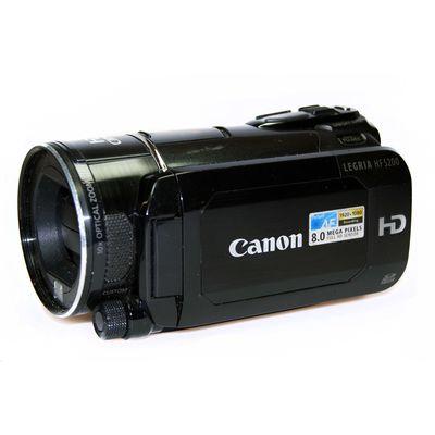 Für weitere Info hier klicken. Artikel: Canon Legria HF S200 HD -G-