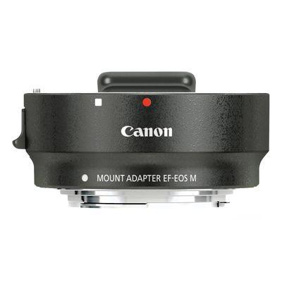 Für weitere Info hier klicken. Artikel: Canon Objektivadapter EF-EOS M ohne Stativadapter