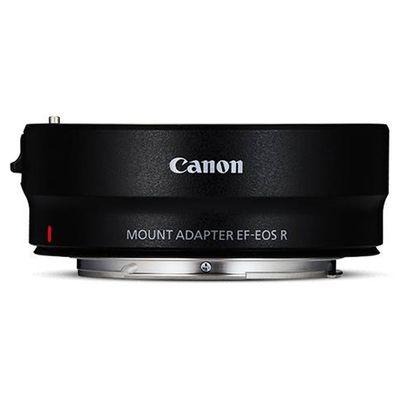 Für weitere Info hier klicken. Artikel: Canon Objektivadapter EF-EOS R ohne Steuerungsring