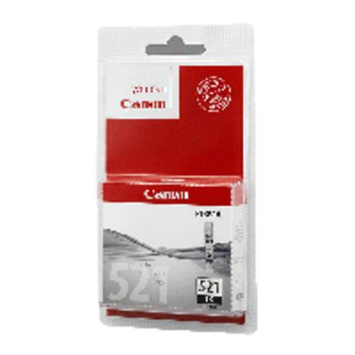 Für weitere Info hier klicken. Artikel: Canon CLI-521 BK schwarz