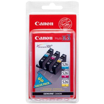 Für weitere Info hier klicken. Artikel: Canon CLI-526 Multipack color
