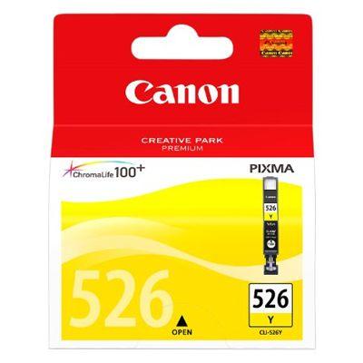 Für weitere Info hier klicken. Artikel: Canon CLI-526 Y gelb