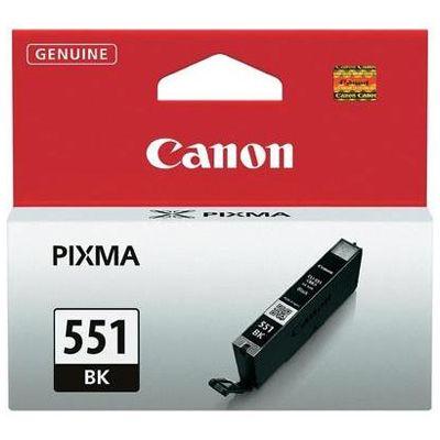 Für weitere Info hier klicken. Artikel: Canon CLI-551 BK schwarz