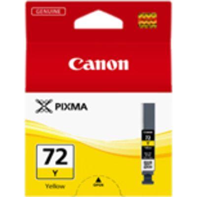 Für weitere Info hier klicken. Artikel: Canon PGI-72 Y gelb