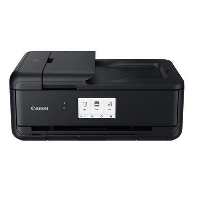 Für weitere Info hier klicken. Artikel: Canon PIXMA TS9550 A3 schwarz