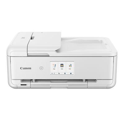Für weitere Info hier klicken. Artikel: Canon PIXMA TS9551 A3 weiß