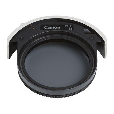 Für weitere Info hier klicken. Artikel: Canon PL-C 52 Zirkular Pol-Einsteck E 52