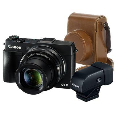 Für weitere Info hier klicken. Artikel: Canon PowerShot G1X Mark II Premium Kit