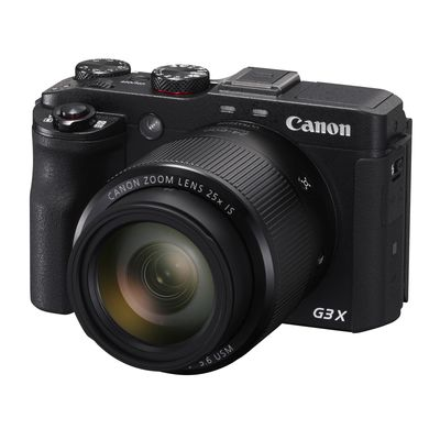 Für weitere Info hier klicken. Artikel: Canon PowerShot G3X