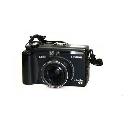 Für weitere Info hier klicken. Artikel: Canon PowerShot G5 -G-