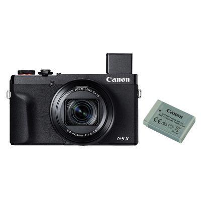 Für weitere Info hier klicken. Artikel: Canon PowerShot G5X MK II Battery Kit Digitalkamera inkl. Zusatzakku