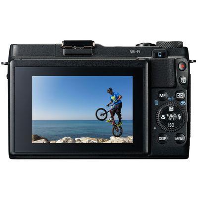 Für weitere Info hier klicken. Artikel: Canon PowerShot G7X Mark II schwarz