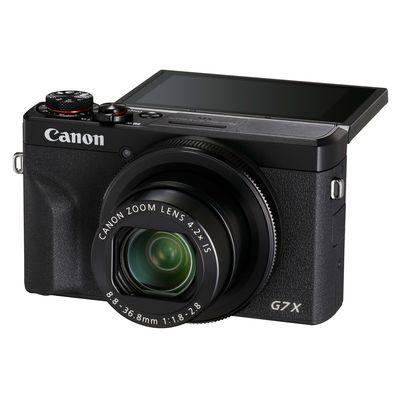 Für weitere Info hier klicken. Artikel: Canon PowerShot G7X Mark III schwarz