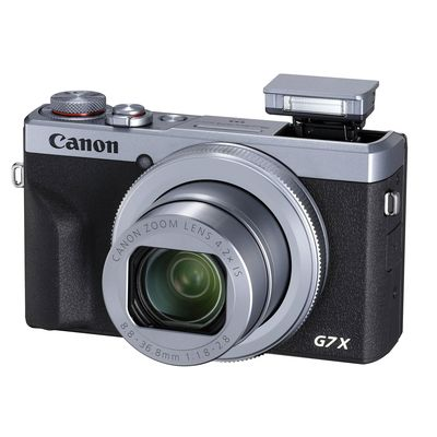 Für weitere Info hier klicken. Artikel: Canon PowerShot G7X Mark III silber