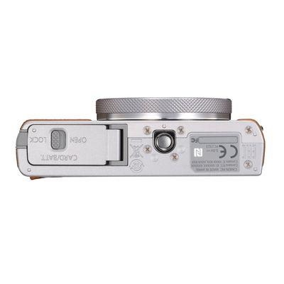 Für weitere Info hier klicken. Artikel: Canon PowerShot G9X Mark II silber